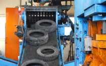 Оборудование по переработке шин. Мини-обзор для бизнеса
